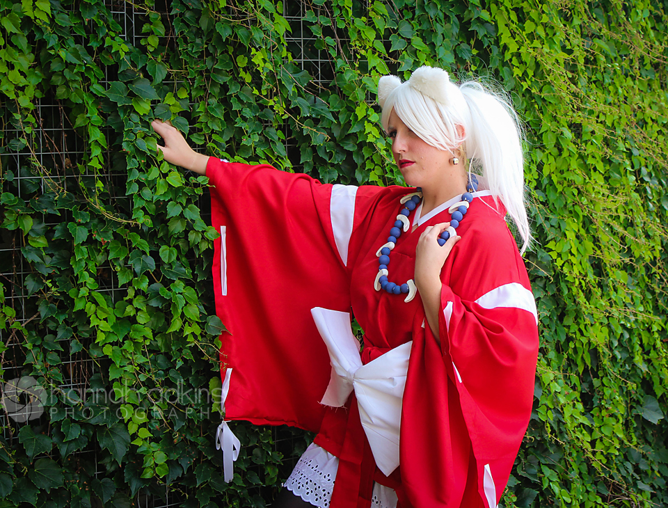 Inuyasha Cosplayer